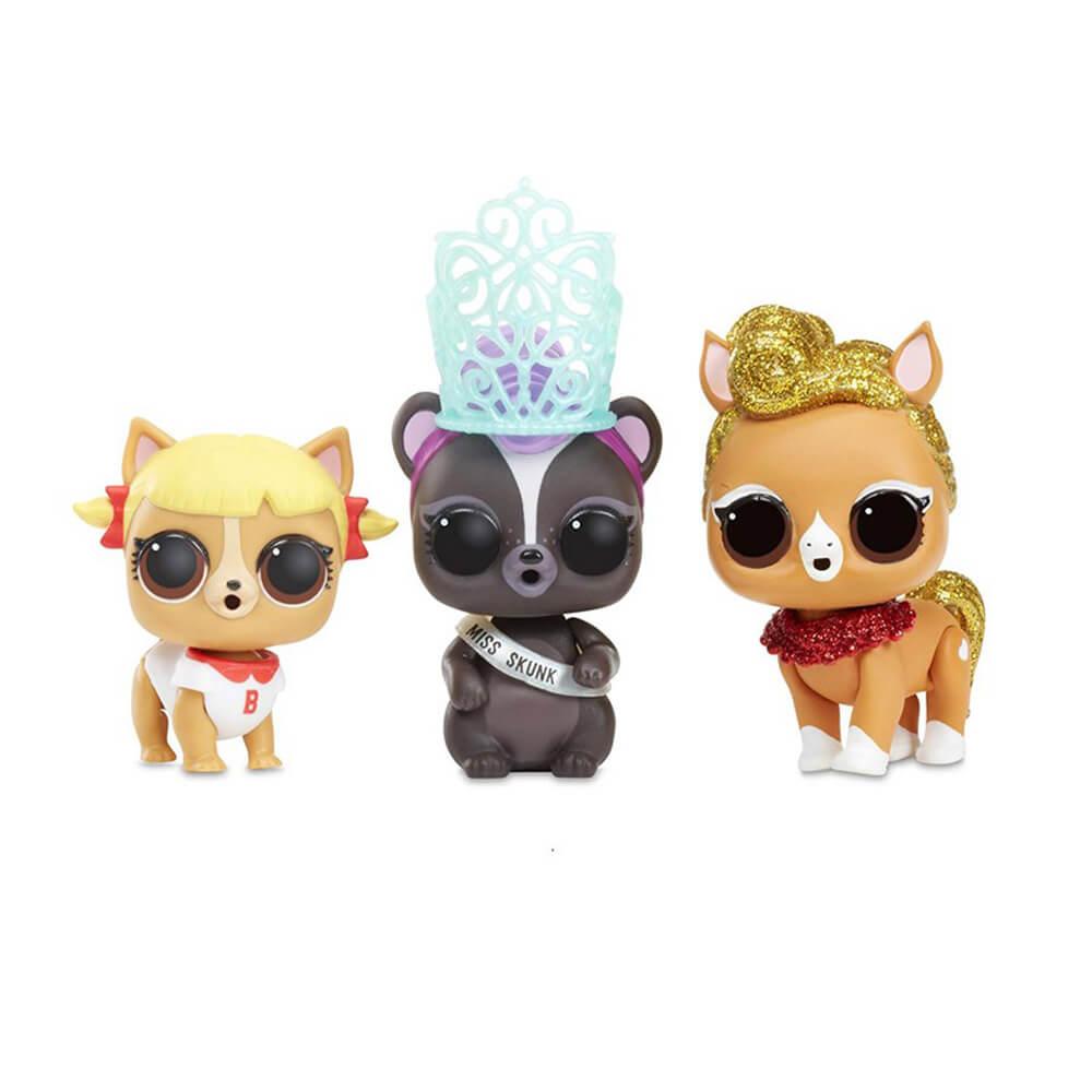 Кукла LOL Pets Eye Spy (ЛОЛ Питомцы 4 серия 2 волна декодер) - 4